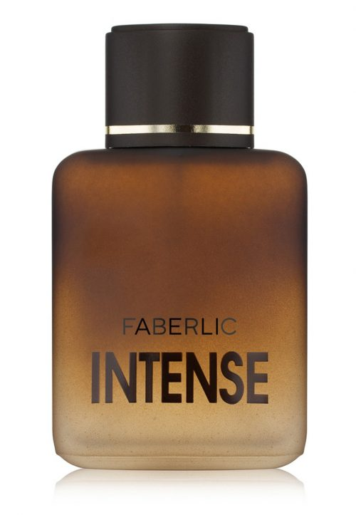Pánská toaletní voda Faberlic INTENSE