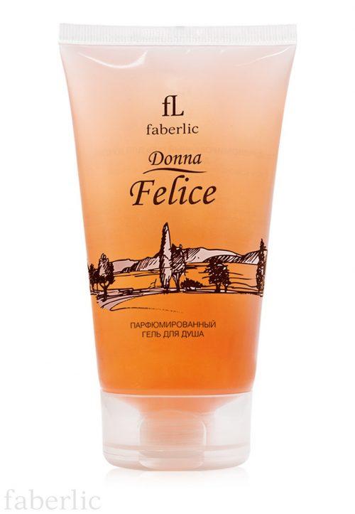 "Dámský parfémovaný sprchový gel ""Donna Felice"""