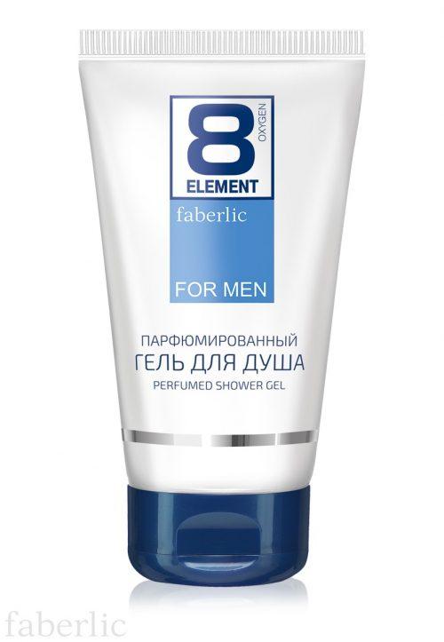 "Pánský parfémovaný sprchový gel ""8 element"""