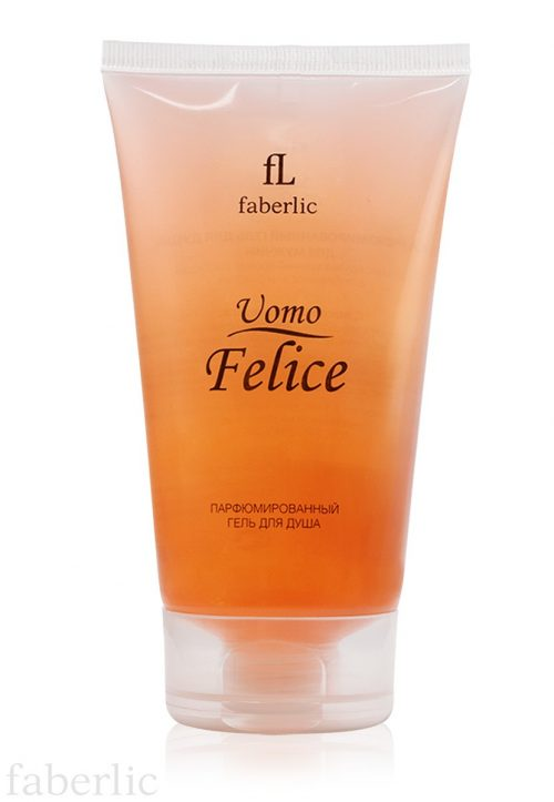 """Pánský parfémovaný sprchový gel """"Uomo Felice"""""""