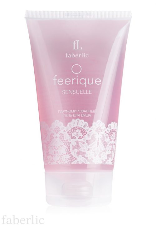 Dámský parfémovaný sprchový gel O'Feerique Sensuelle