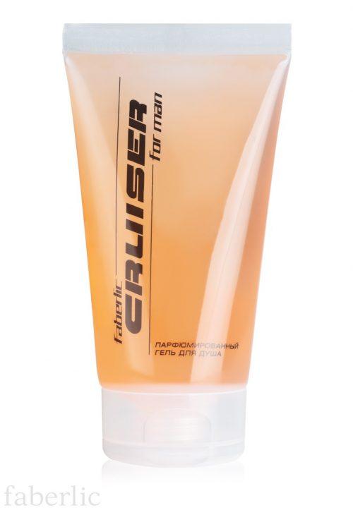 Pánský parfémový sprchový gel faberlic CRUISER