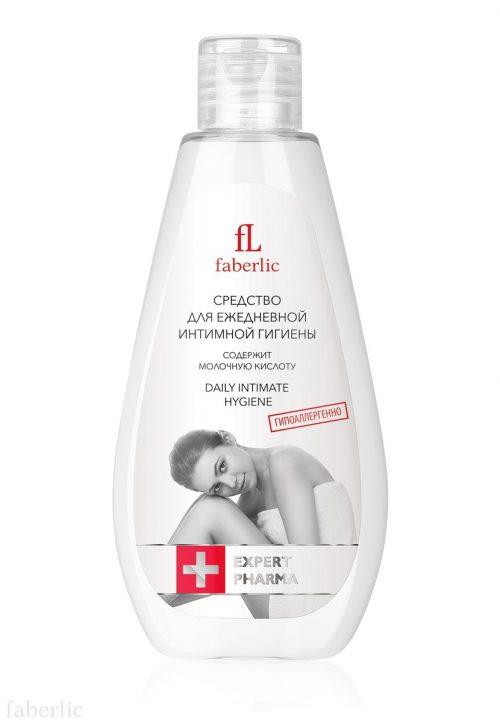 Prostředek pro každodenní intimní hygienu série Expert Pharma