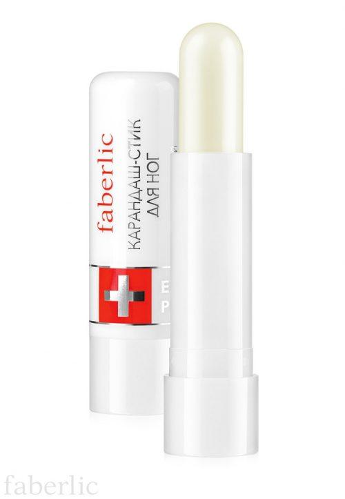 Tužka-tyčinka proti otlakům pokožky chodidel série Expert Pharma