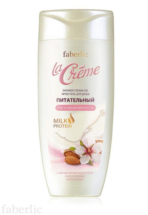 Sprchový krémový gel Výživný série La Creme