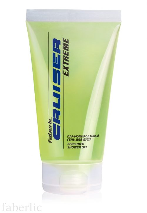 Pánský parfémovaný sprchový gel Cruiser Extreme