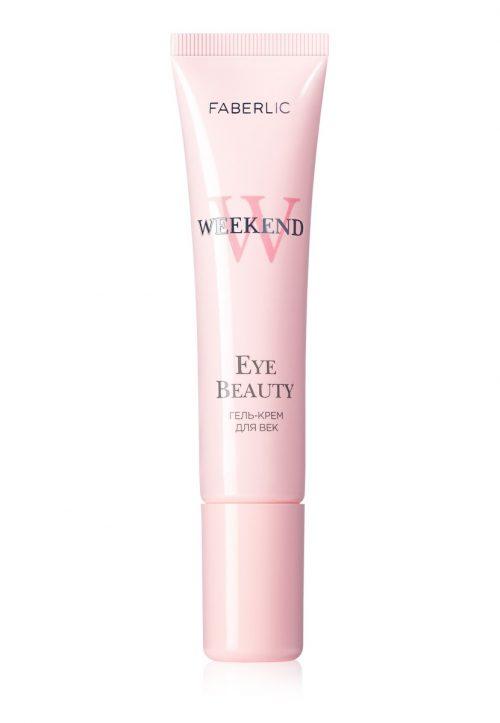 Gelový krém na oční víčka Eye Beauty
