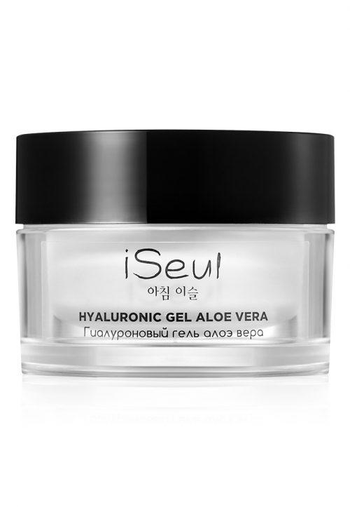 Hyaluronový krém na obličej aloe vera iSeul