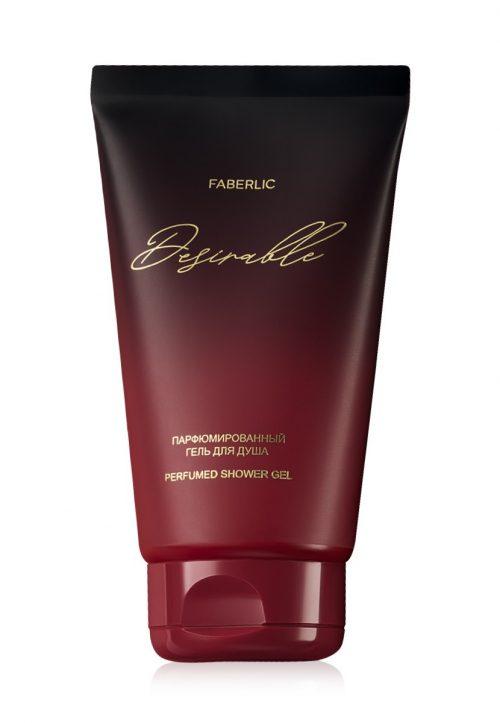 Parfémovaný sprchový gel Desirable