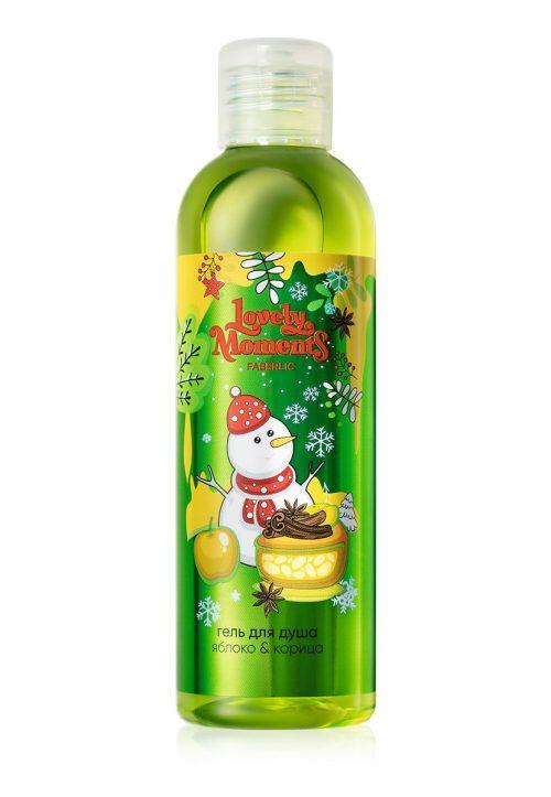 Sprchový gel Jablko a skořice Lovely Moments