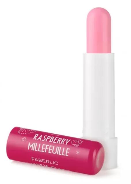 Balzám na rty Malinový mille feuille Beauty Cafe