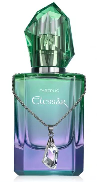 Dámská parfémová voda Elessar s přívěskem Swarovski®